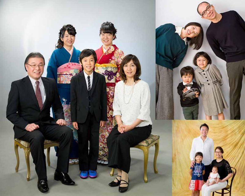 家 族 写 真